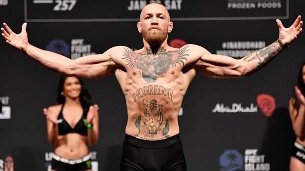 Макгрегор вылетел из рейтинга UFC вне зависимости от весовой категории