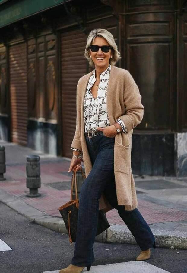 Обувь для возрастной женщины. /Фото: neskychno.com