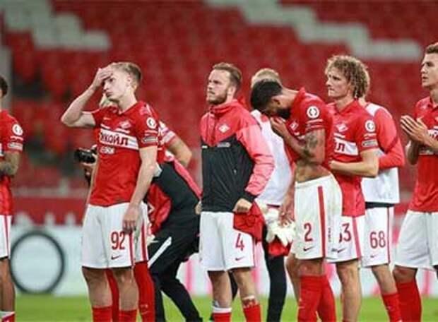 «Спартак» тяжело забивает и легко пропускает: довести до победы матч с «Арсеналом» не удалось