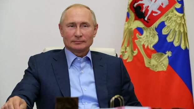 Путин поздравил Долину с 65-летием