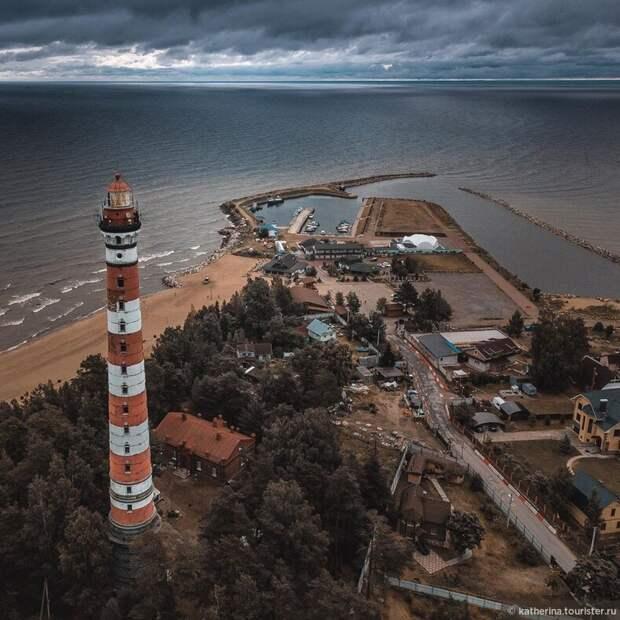 Топ-8 самых живописных маяков России