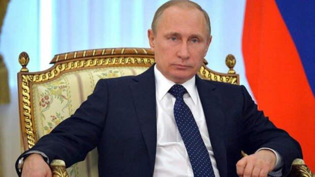 Владимир Путин: «Поправки в Конституцию рассчитаны на годы вперед»