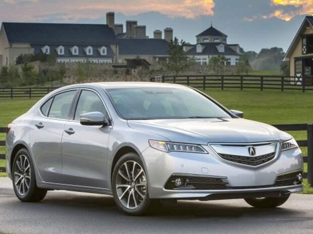 Acura навяжет клиентам полный привод