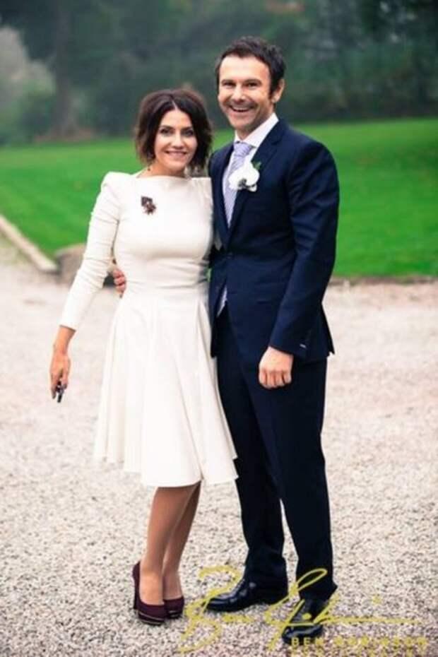Фото со свадьбы Вакарчука