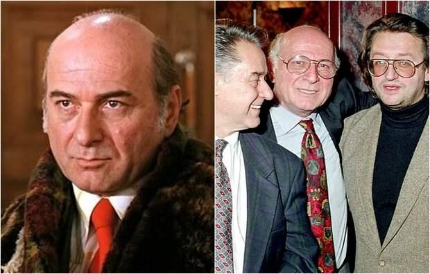 Любимый зрителям актер снимался в сериалах и фильмах, среди которых была кинолента «Мимино», где артист сыграл роль Нугзара Папишвили.