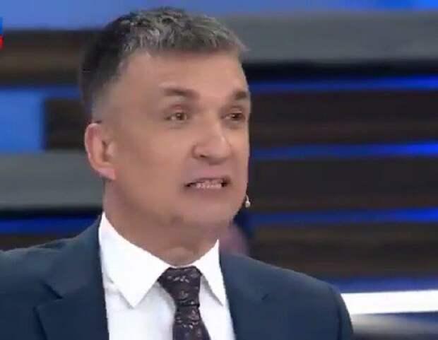 """Новый """"эксперт"""" из Украины Ковтуненко"""