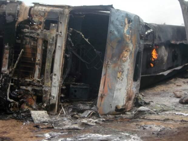 ДТП ценой $350 млн: Люди горели заживо, а власти считали убытки