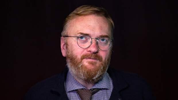 Депутат Милонов усомнился в искренности слез Бузовой во время скандала с Губерниевым