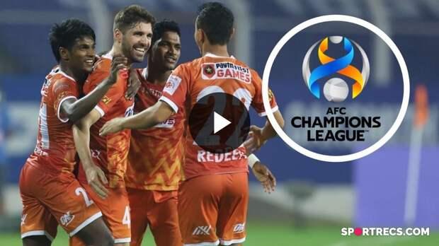 FC Goa vs Al Wahda    AFC Champions League 2021   HalfTime Talkshow