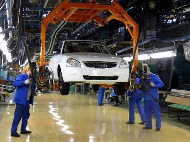 СМИ назвали себестоимость Lada Granta