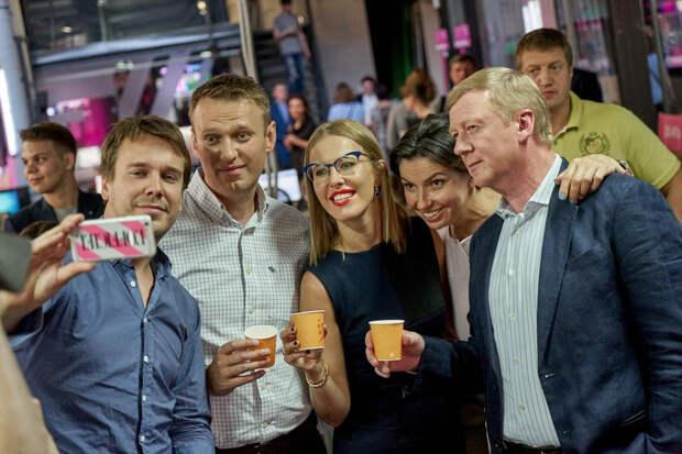 Ответ на санкции США. Организация Навального будет признана экстремистской