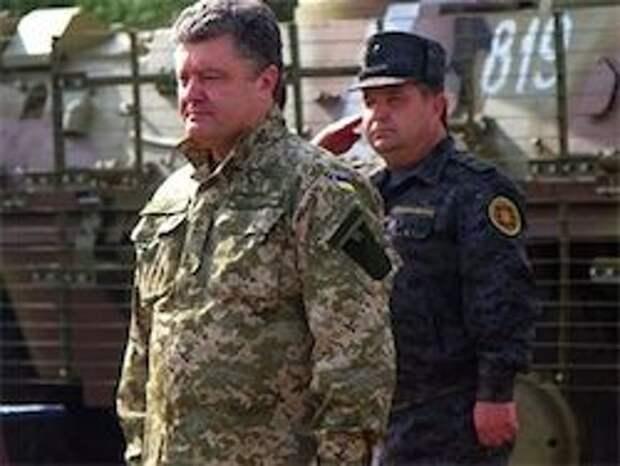 Новость на Newsland: Порошенко наградил генсека НАТО орденом Свободы