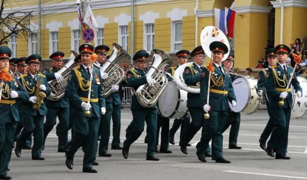 Впрямом эфире: нижегородцы посмотрят Парад Победы онлайн