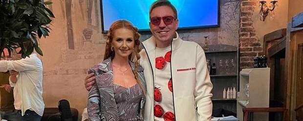 Бывшая солистка «Тату» Лена Катина закрутила роман с миллионером