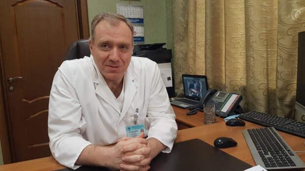 """Главврач """"Павловской больницы"""" рассказал, как скоро Россия попрощается с COVID-19"""