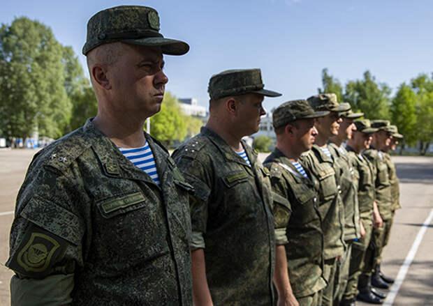 В Ульяновском соединении ВДВ начался учебно-методический сбор с начальниками служб и командирами рот беспилотных летательных аппаратов соединений Воздушно-десантных войск