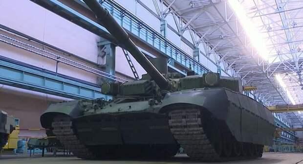 """Украинские журналисты раскритиковали конструкторов за медленную работу над танком """"Краб"""""""