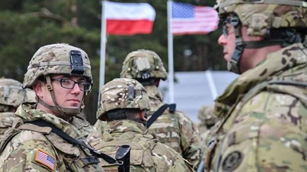 В Польше хотят «Форт Трамп», но не хотят воевать за американцев