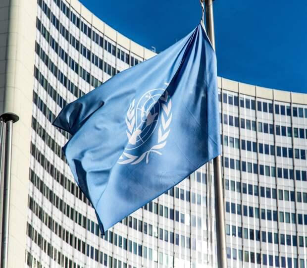 Организация Объединенных Наций потерпела неудачу