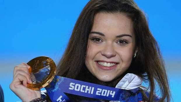 Аделина Сотникова открывает набор в свою школу фигурного катания