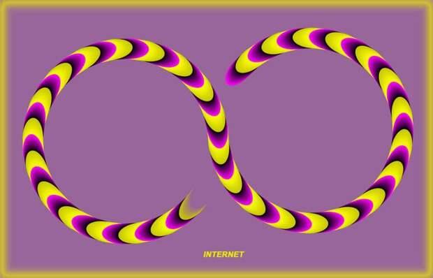Оптические иллюзии оптические, иллюзии