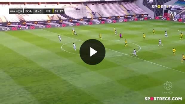 Highlights: Boavista 2-0 Paços de Ferreira (Liga 20/21 #27)
