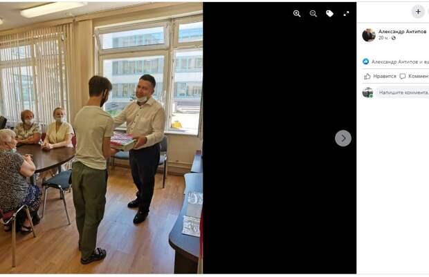 В школе на Псковской помогают попавшему в трудную ситуацию ученику