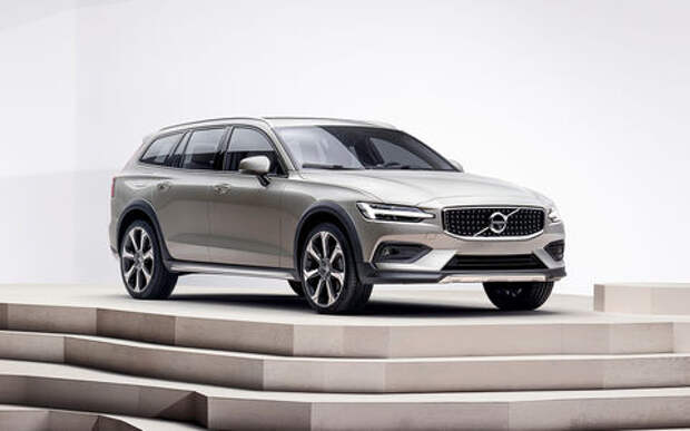 Новый Volvo V60 Cross Country: уже у дилеров