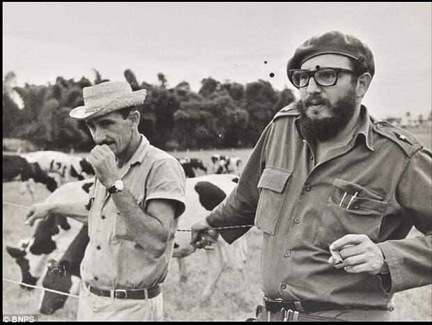 Редкие снимки Фиделя Кастро и Эрнесто Че Гевары. Фотограф Альберто Корда 12