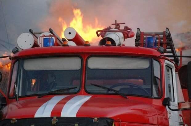 В Омской области ликвидировали пожар, уничтоживший 25 домов