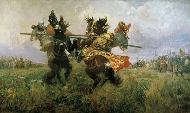 Легенды, мифы и исторические факты Куликова поля