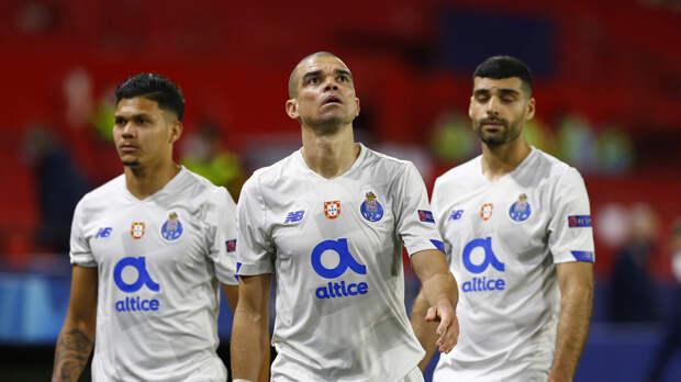 «Порту» отказался от участия в Суперлиге
