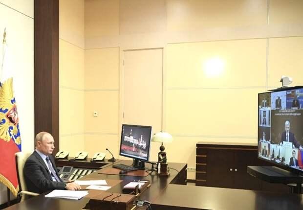 Птуин предложил меры помощи бизнесу и самозанятым