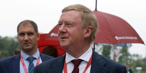 Чубайс увидел возможность через 3-5 лет пересадить россиян в капсулы
