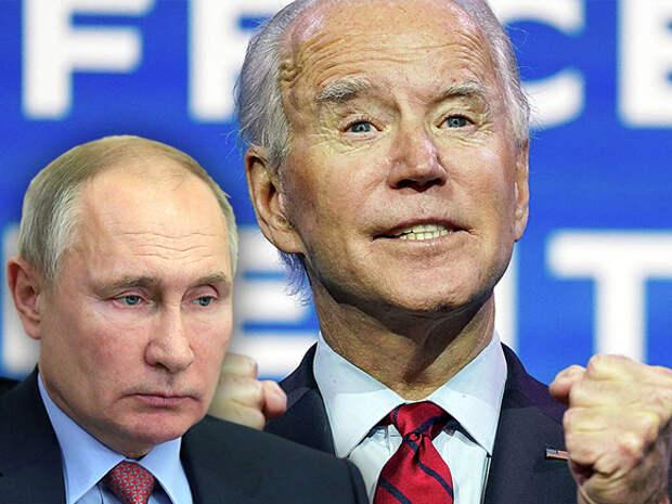 Байден на фоне сообщений о новой атаке российских хакеров заявил о твердом намерении встретиться с Путиным