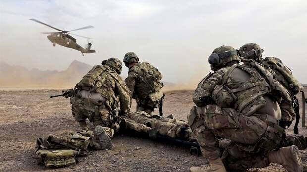 ВСШАназвали «больное место» американской армии
