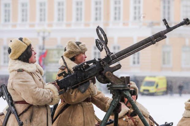 NI назвал советский пулемет ДШК символом военной мощи