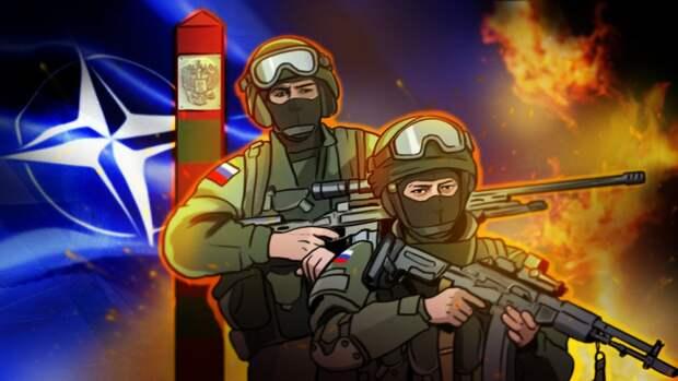 СМИ предупредили Прибалтику о последствиях в случае конфликта НАТО и РФ