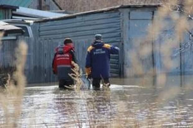 МЧС: вода ушла из подтопленных домов в хабаровском поселке Маго