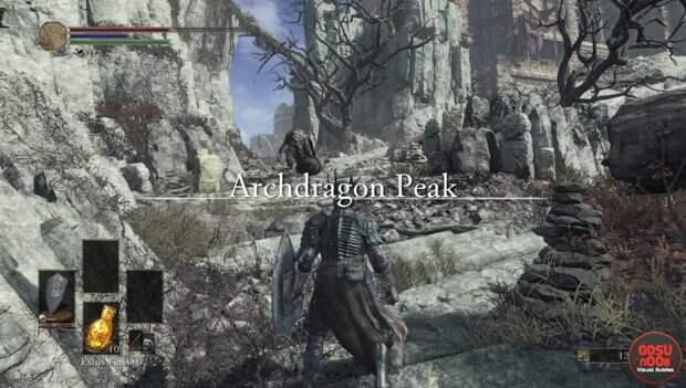 Dark Souls 3 – Пик древних драконов