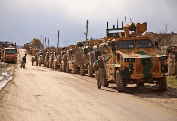 Малоизвестная группировка совершила атаку наВС Турции насеверо-западе Сирии