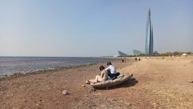 Синоптик Колесов оценил шансы открытия купального сезона в Петербурге в мае