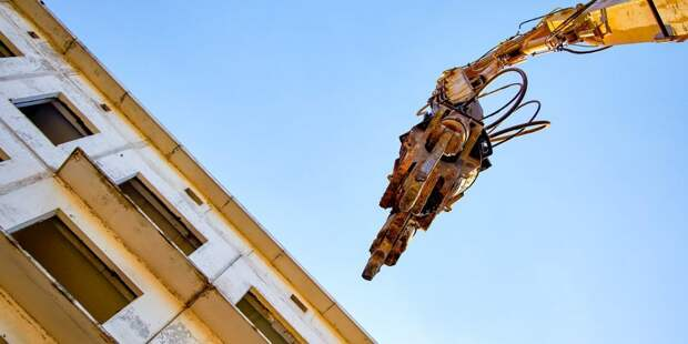 В Коптеве выявили два объекта самостроя