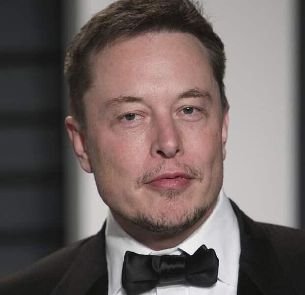 Илон Маск сообщил, что у него синдром Аспергера