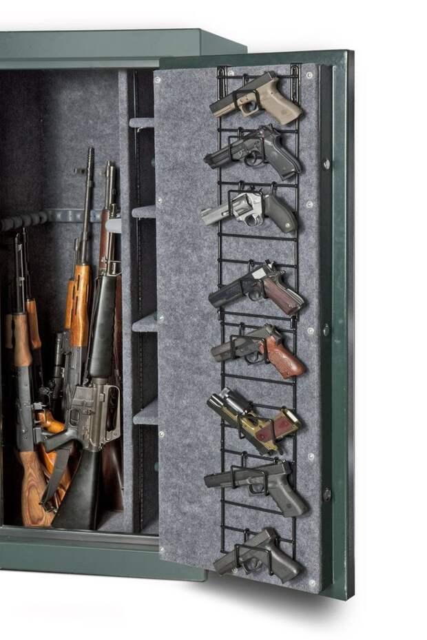 Хранение оружия: правила, законы, ответственность