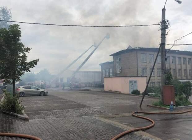 ТЭЦ в Мытищах восстановила работу после пожара