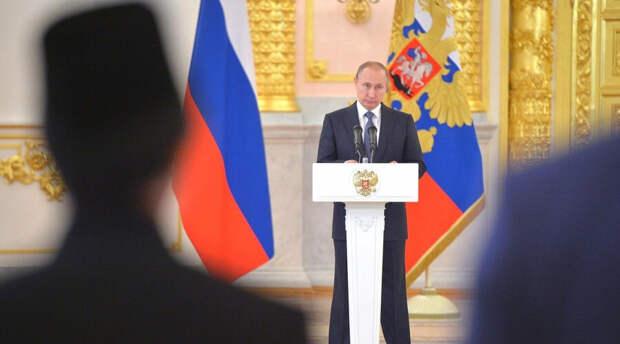 Связанное с Владимиром Путиным мероприятие 9 мая не состоится