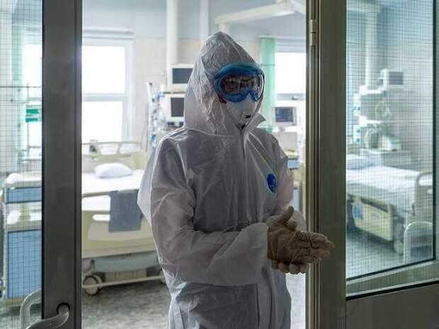 Число заболевших коронавирусом в Петербурге с начала пандемии приближается к 418 тысячам человек