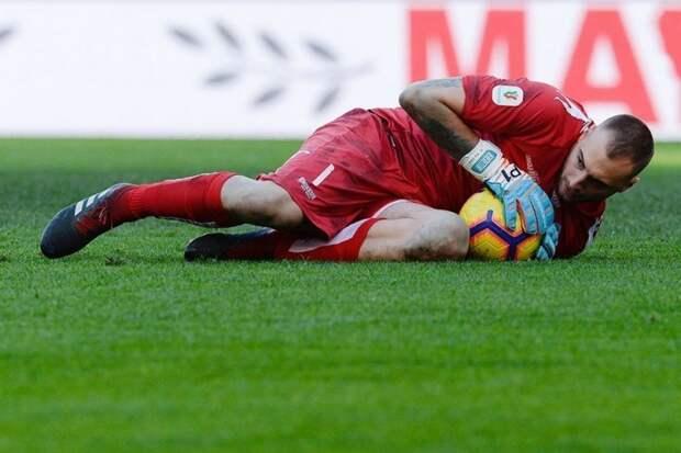 Пропустивший 9 мячей вратарь Сан-Марино поблагодарил российских болельщиков