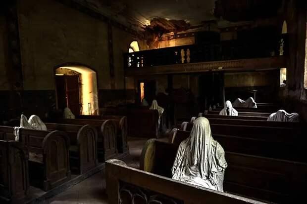 Самая жуткая в мире церковь
